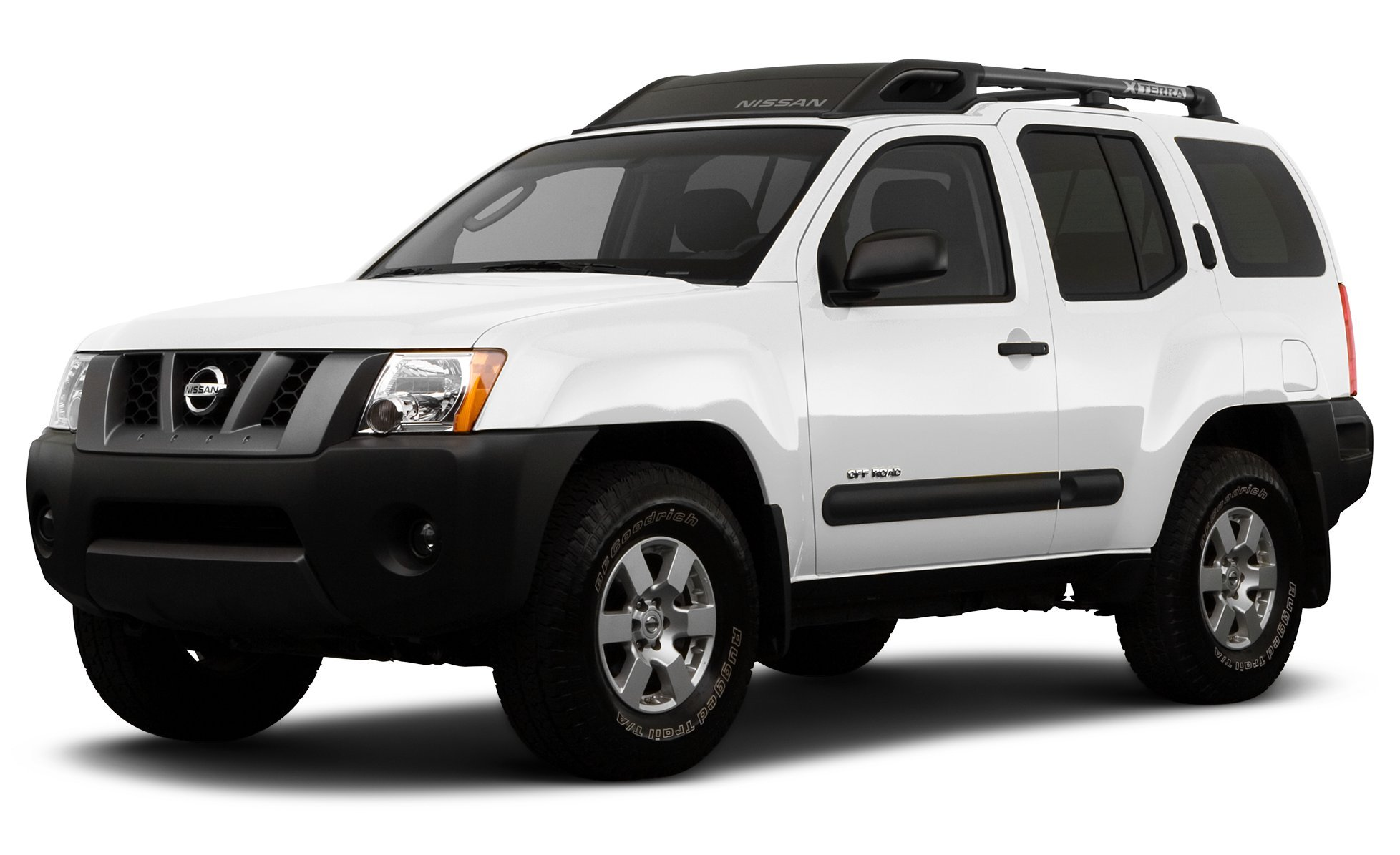2008 Nissan Xterra Off Road, 4-Wheel Drive 4-Door Automatic Transmission ...