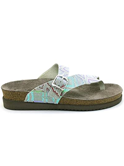 30d5d7a0f73c Image Unavailable. Image not available for. Color  Mephisto Helen Nairobi  Silver ...