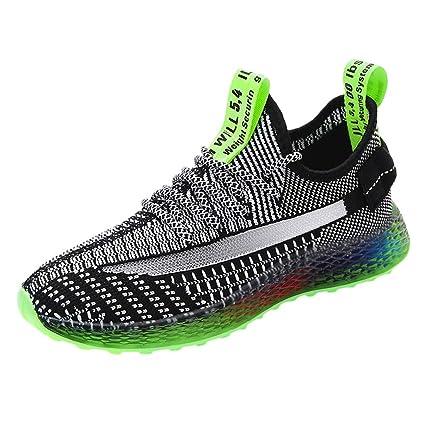 ebceb0f119774 Amazon.com: JJLIKER Women's Walking Shoes Casual Running Sneakers ...