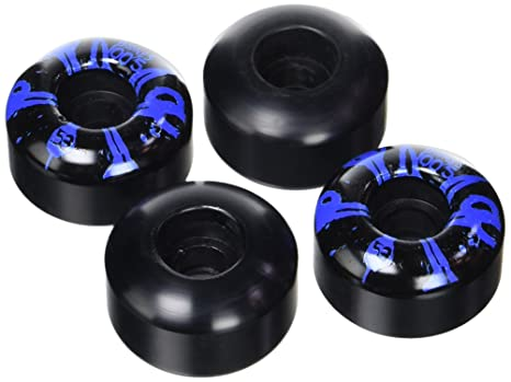 Bones Wheels 100s Black 53mm Ruedas para Skateboard