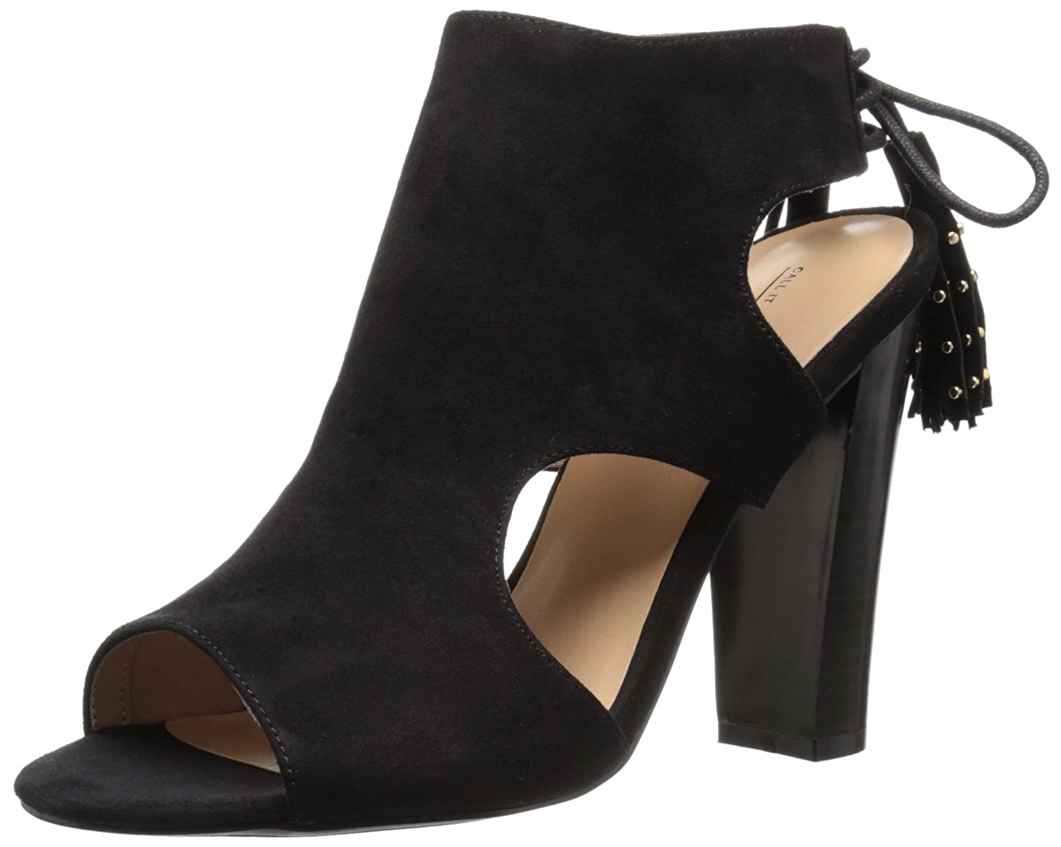 Call It Spring Women's Bigger Ankle Bootie