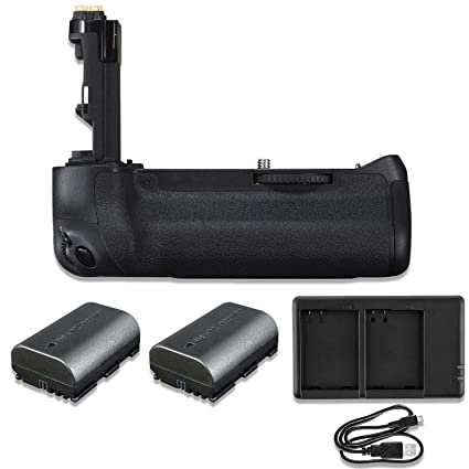 Amazon com : Pro Camera Battery Grip Replacement BG-E16 for