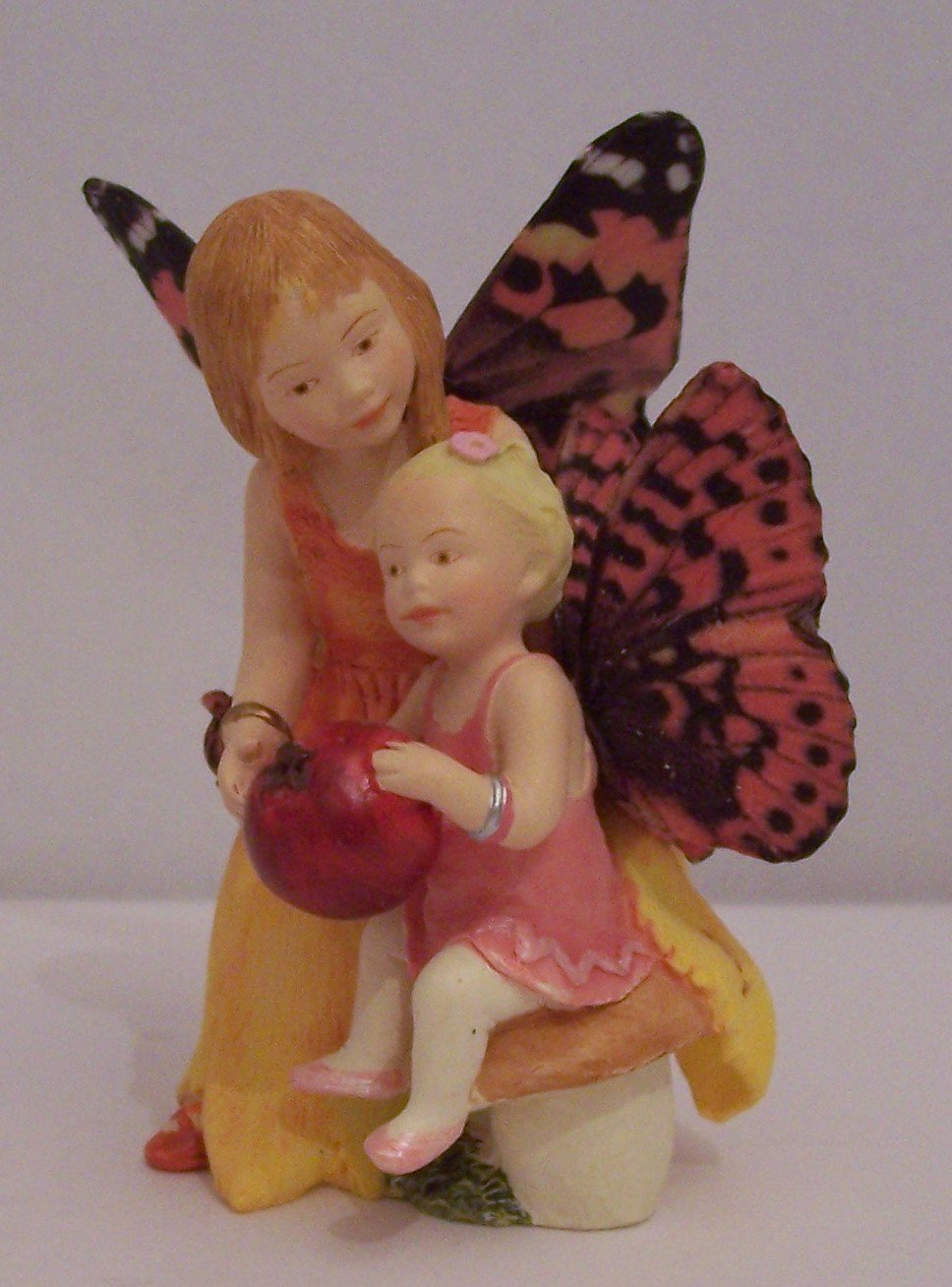 country artists butterfly fairies caring for you amazon co uk