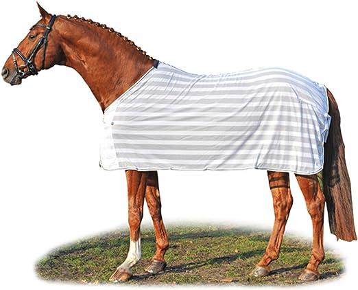 Manta antimoscas para caballos HKM