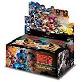 Epic Battles DC Comics Trading Cards