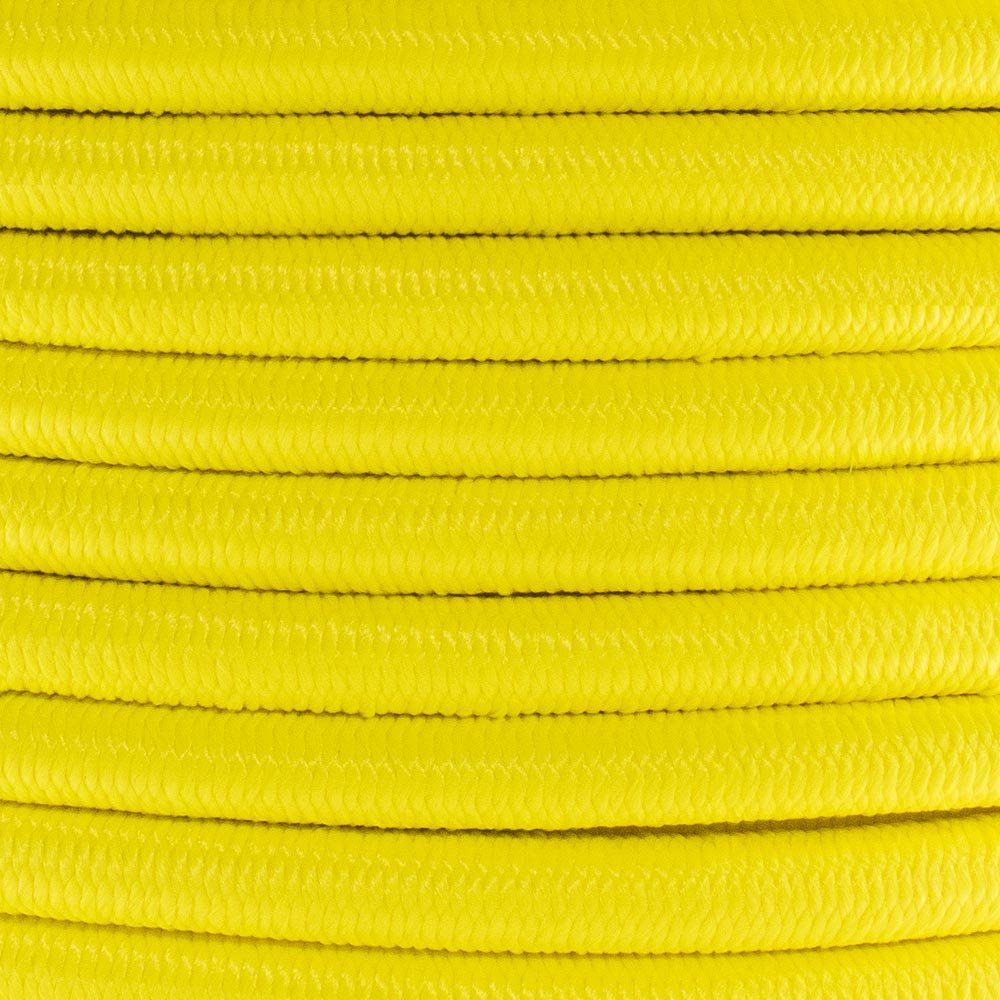 """3//16 1//8/"""" 1//4 1//2 inch Crafting Stretch String 10 25 50 /& 100 Foot Lengths Made in USA 1//16 3//8 5//16 PARACORD PLANET Elastic Bungee Nylon Shock Cord 2.5mm 1//32 5//8"""