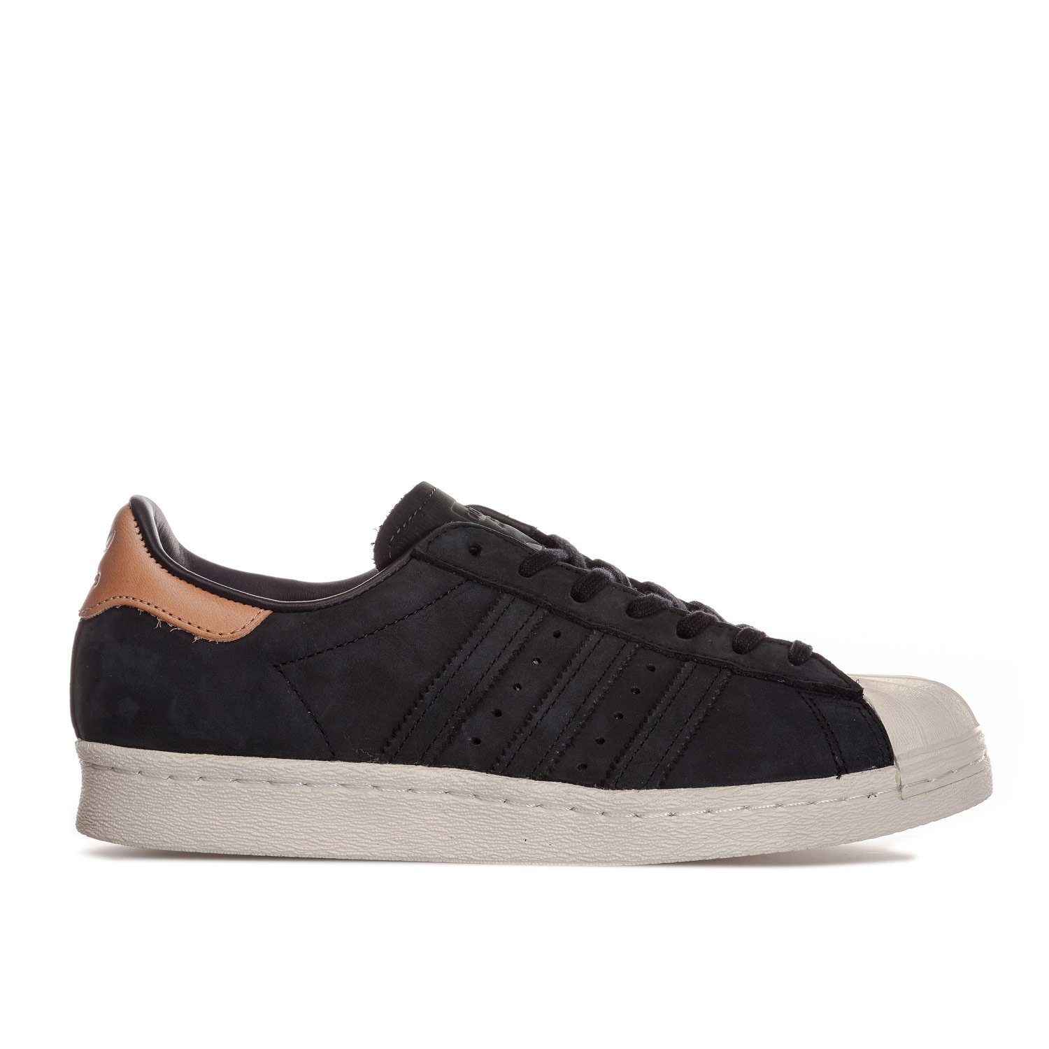 adidas Originals Women's ' Superstar 80S Trainers US10 Black