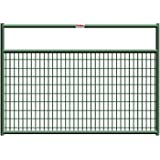 Behlen Country 40132032 3-Feet Green Wire-Filled Gate