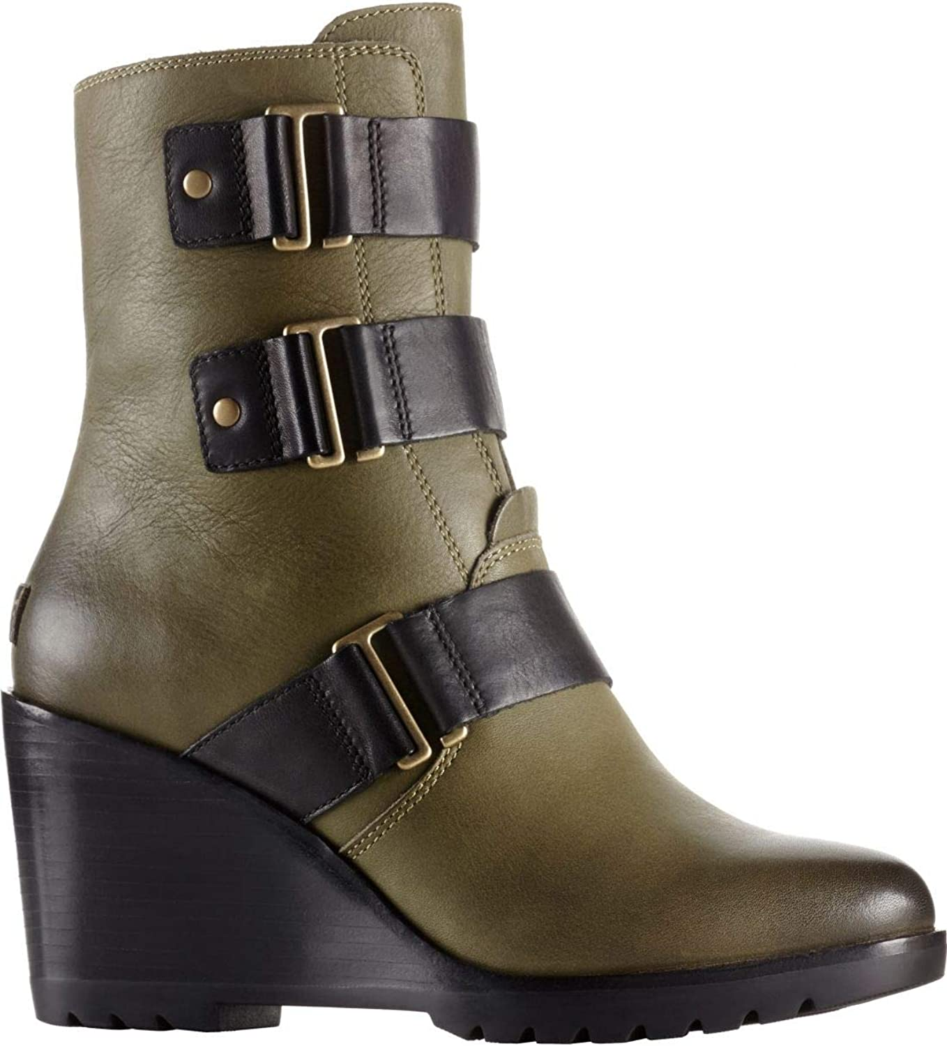US, Nori 37-38 M EU // 6.5 B M SOREL Womens After Hours Bootie