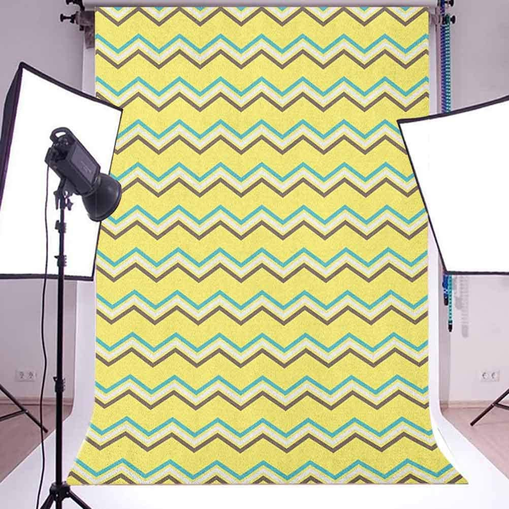 7x10 FT Geometric Vinyl Photography Backdrop,Retro Style Checkered Pattern Hipster Mosaic Boho Modern Fashion Simple Design Background for Baby Birthday Party Wedding Graduation Home Decoration