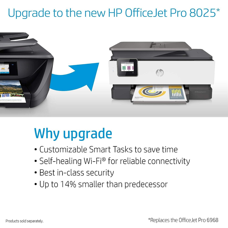 HP OFFICEJET Pro 6968 AIO Multifuncional - Impresora multifunción ...