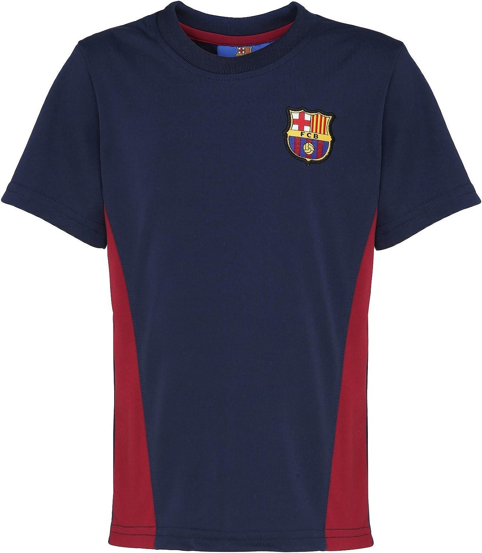 Official Football Merch Kids Barcelona Shirt Ages 2-13