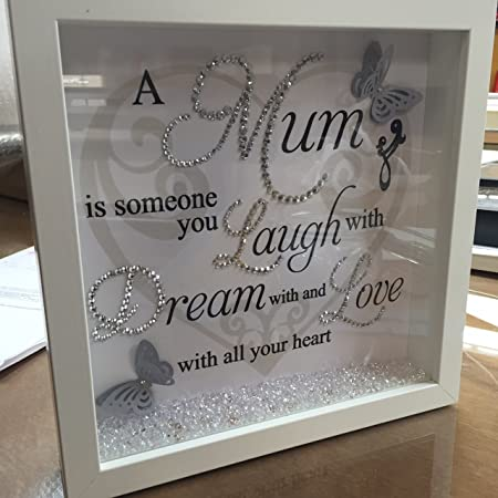 A Mum Is Someone, Sparkle Crystal Frame, Word Art Pictures, Quotes ...
