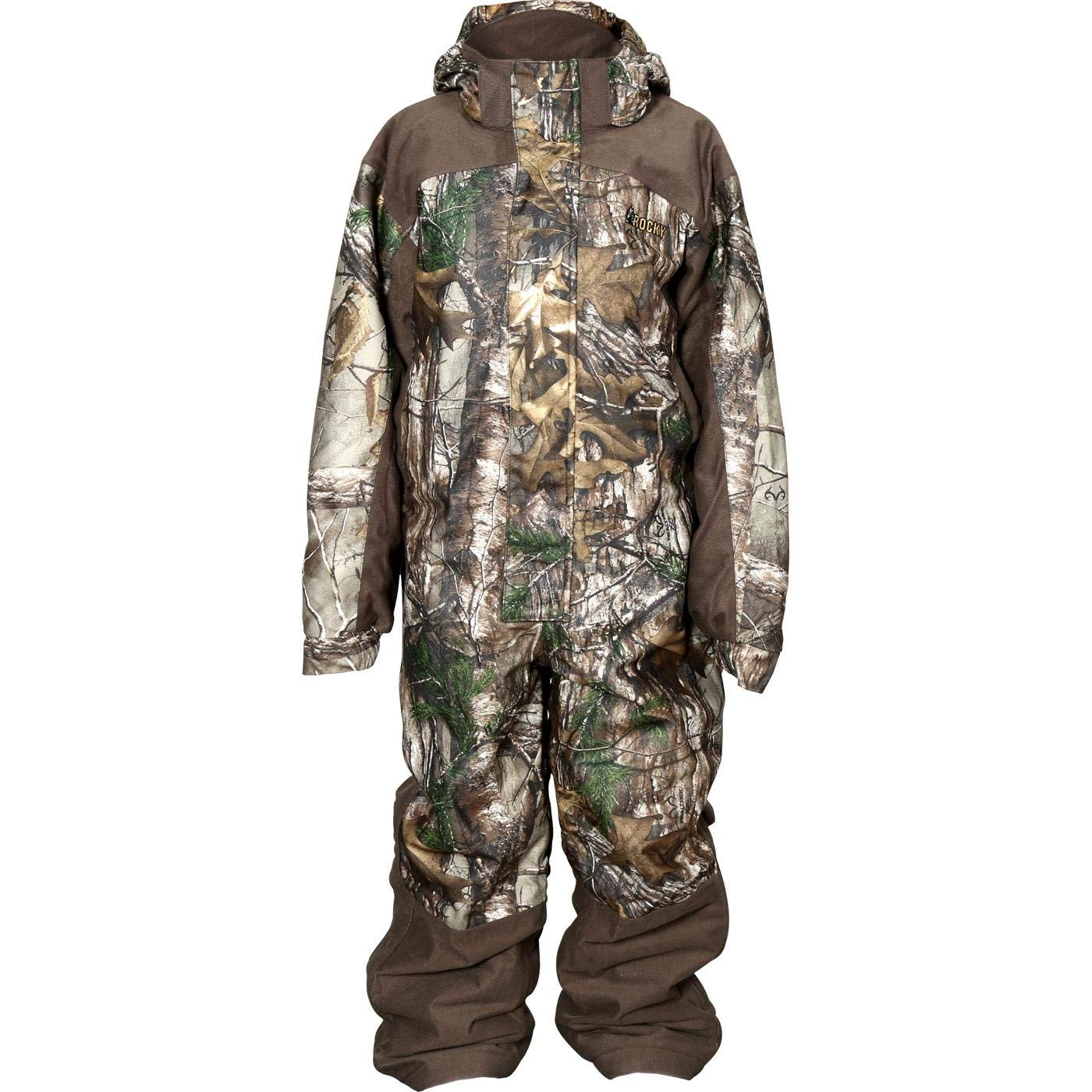Rocky ProHunter Youth Waterproof Camo Coverall