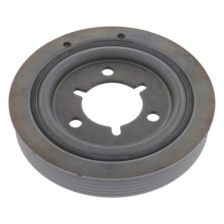 febi bilstein 36878 pulley decoupled Pack of 1 for Crankshaft