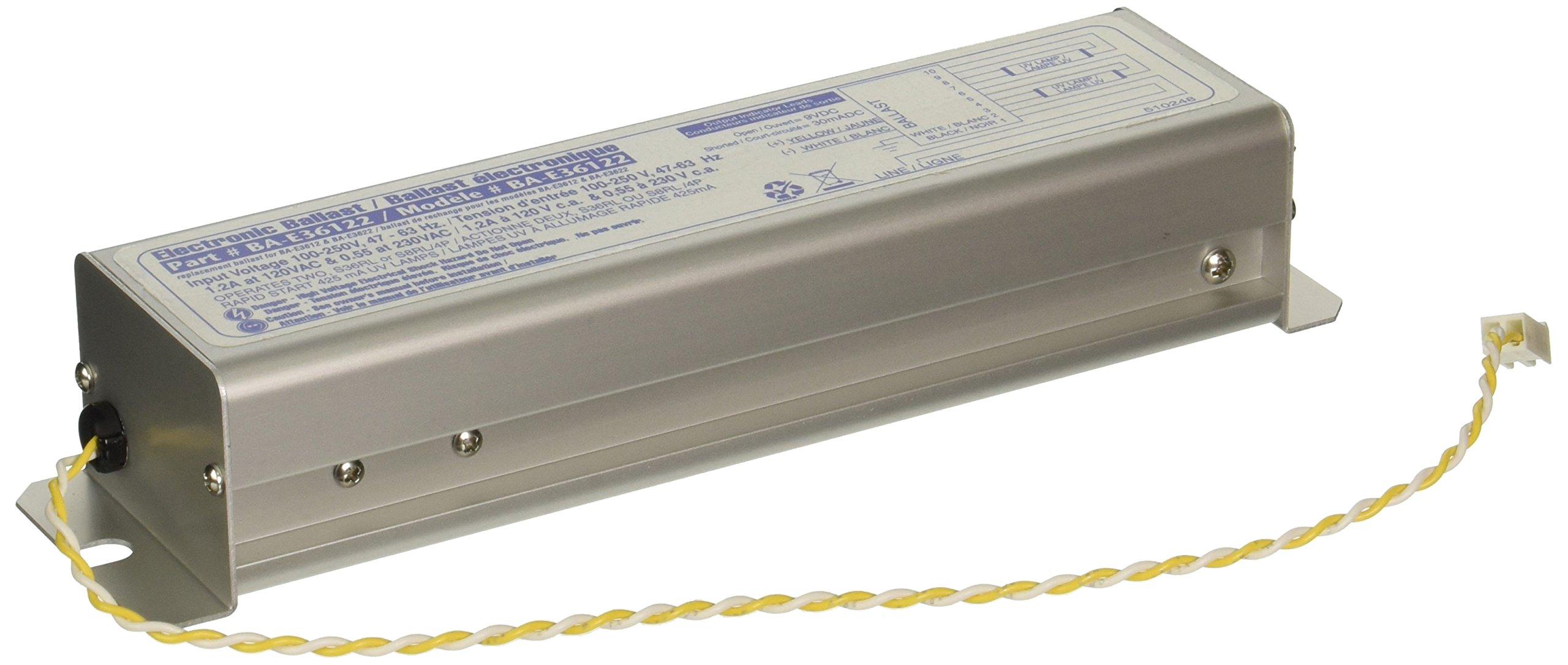 Sterilight BA-E36122 Replacement Ballast
