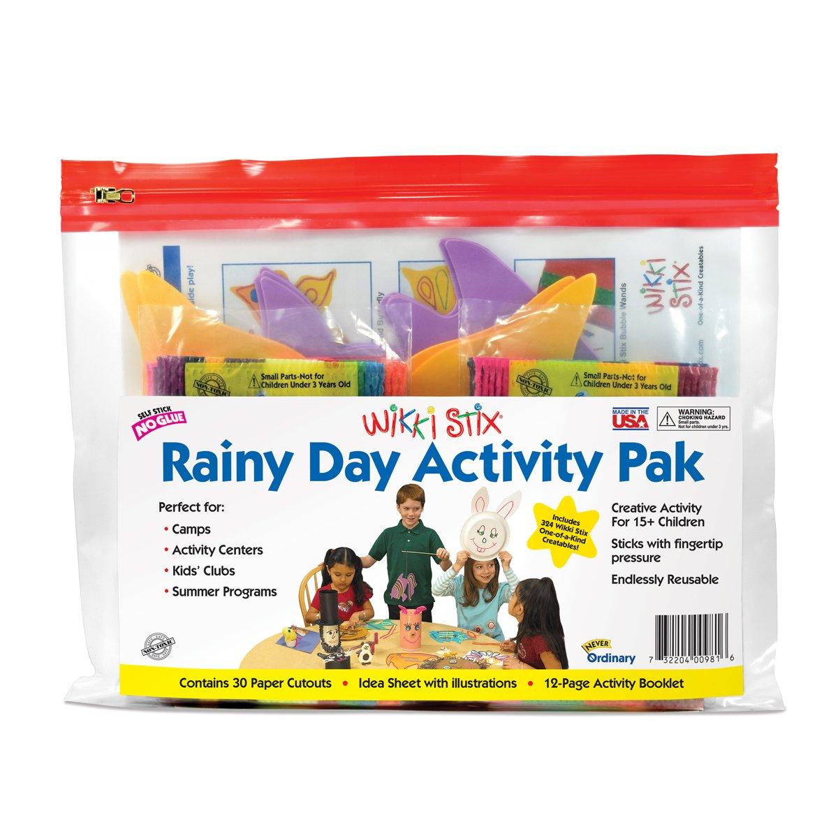Wikki Stix After School Fun Kit