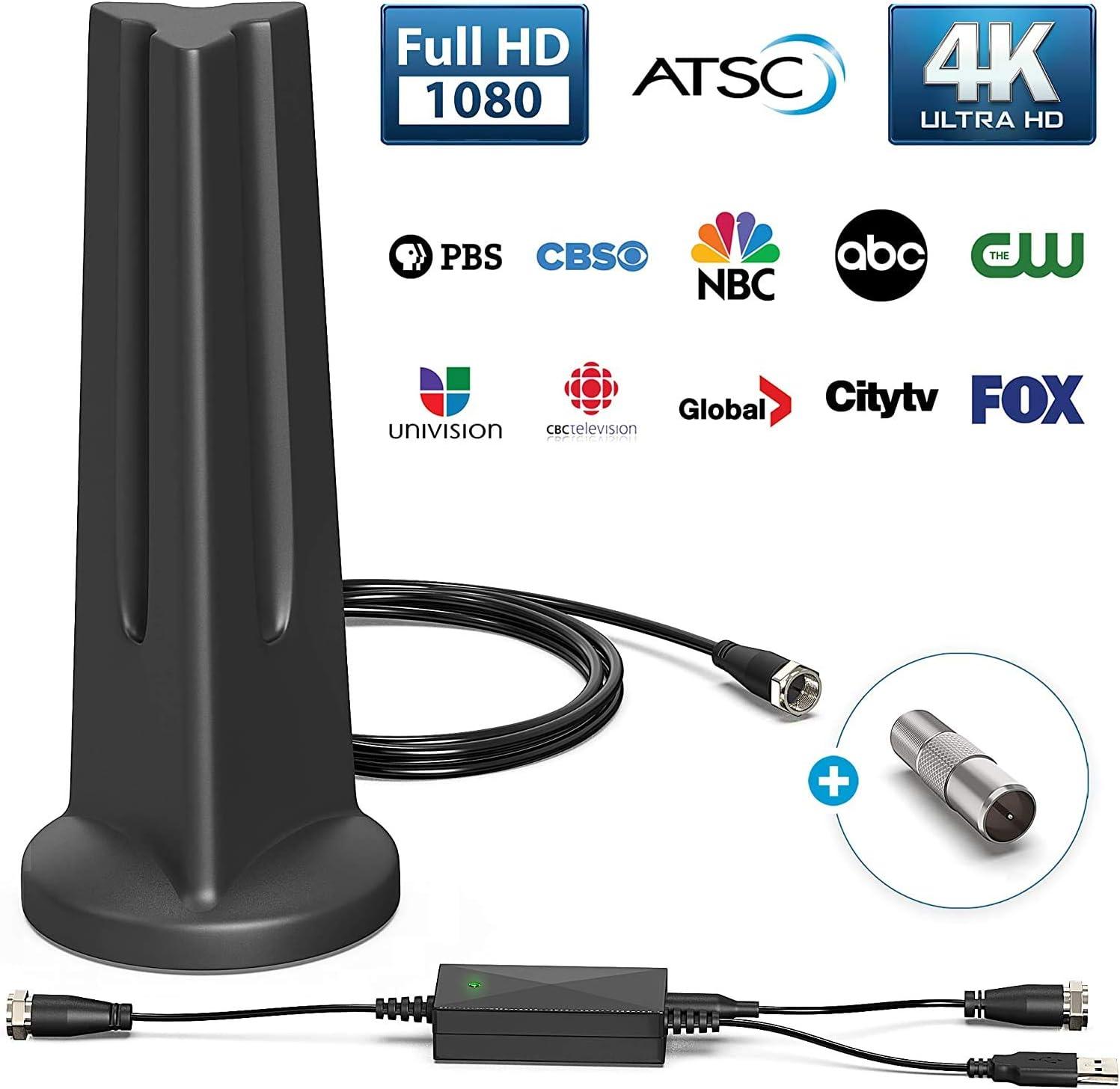 Antena Digital HD para Interior de TV
