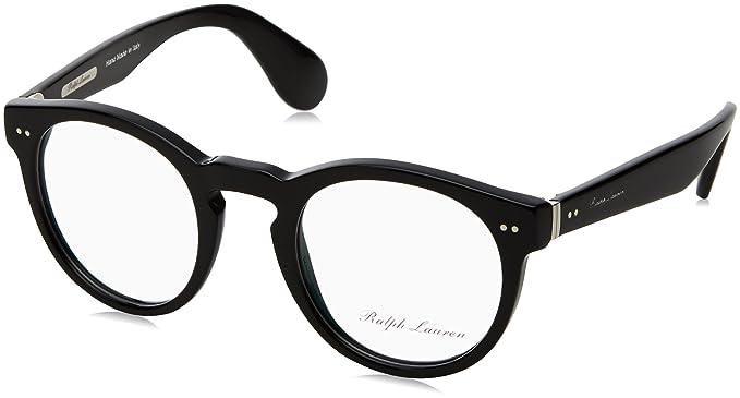 Ralph Lauren 0Rl6149P Monturas de gafas, Black, 48 para Hombre ...