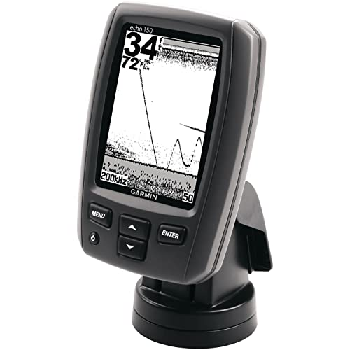 Garmin Echo 150 Dual-Beam Fishfinder