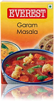 Everest Masala, Garam, 100g Carton