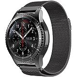 Bnbukltd® Samsung Gear S3Frontier/Classic milanese in acciaio INOX per orologio da polso
