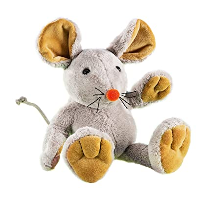 Amazon.com: Rudolph Schaffer Eddie Mouse Soft Toy (58 cm ...
