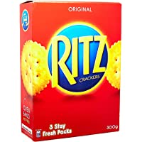 Ritz Oven Baked Crackers, 300 gm