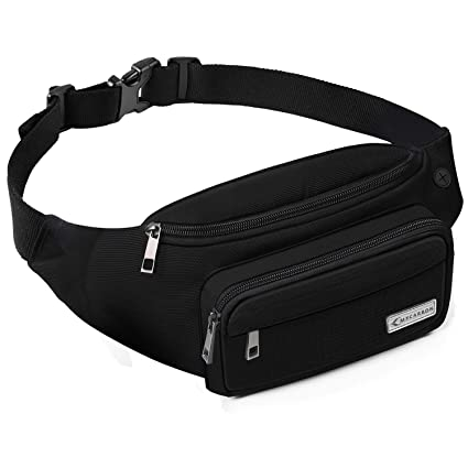 MYCARBON Fanny Packs for Women and Men Fanny Pack Waist Pack Bag Cute Hip  Bum Non c6b7cfa129