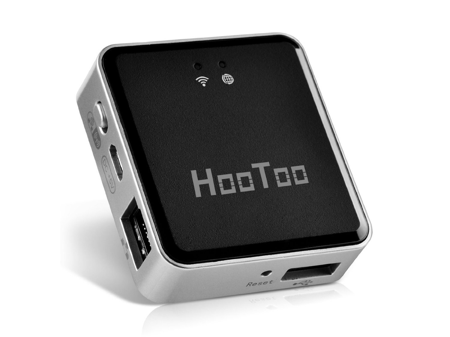 HooToo Wireless Travel Router, USB Port, N150 Wi-Fi Router, USB Powered, High Performance, Mini Router- TripMate Nano (Not a Hotspot) by HooToo (Image #2)