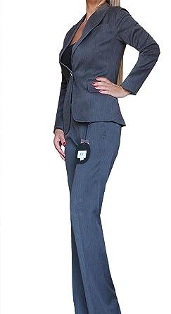 completi eleganti donna giacca pantalone