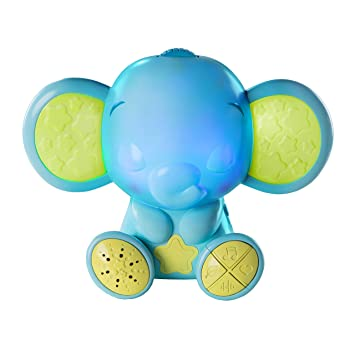 Amazon.com: Bright Starts Enchanting elefante Chupete Crib: Baby