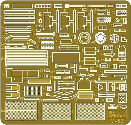 Miniart MIN37029 Model Kit Various