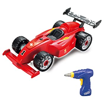 Racing pezzi realistici con suoni Toy Construction 24 F1 Car VqMGSzpU