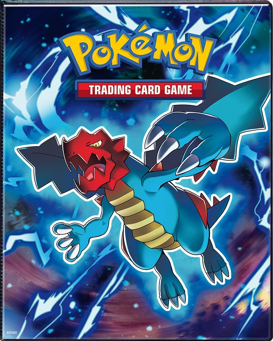 graphic regarding Pokemon Binder Cover Printable named Pokemon Plasma Storm 4 Pocket A5 Portfolio