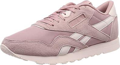 Reebok Cl Nylon, Zapatillas de Gimnasia para Mujer: Amazon.es: Zapatos y complementos