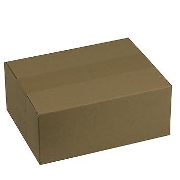 600 x Cartón Plegables 220 x 160 x 90 mm Cajas de Cartón del paquete DHL UPS DPD Hermes: Amazon.es: Oficina y papelería