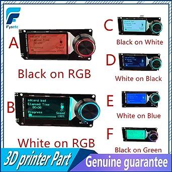 Amazon.com: Zamtac MINI12864 - Pantalla LCD para impresora ...