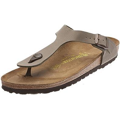 99e4a1c5bca0 Birkenstock Gizeh Birko-Flor Women s Thong  Narrow Width  Sandals ...