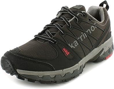 Karrimor - Nuevo de Zapatillas de Running para Hombre Zapatillas de Trail Pyramid, Color Negro, Talla 42: Amazon.es: Zapatos y complementos