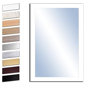 Bilderdepot24 Wandspiegel Spiegel Badspiegel Holzrahmen Komplett Mit