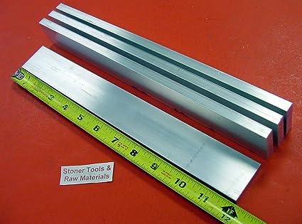 """3//8/"""" x 10/"""" 6061 Aluminum Flat Bar 36/"""" Long!"""
