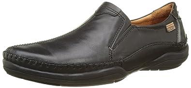 Pikolinos Men's San Telmo M1D-6032 Black/Dark Grey Sandal