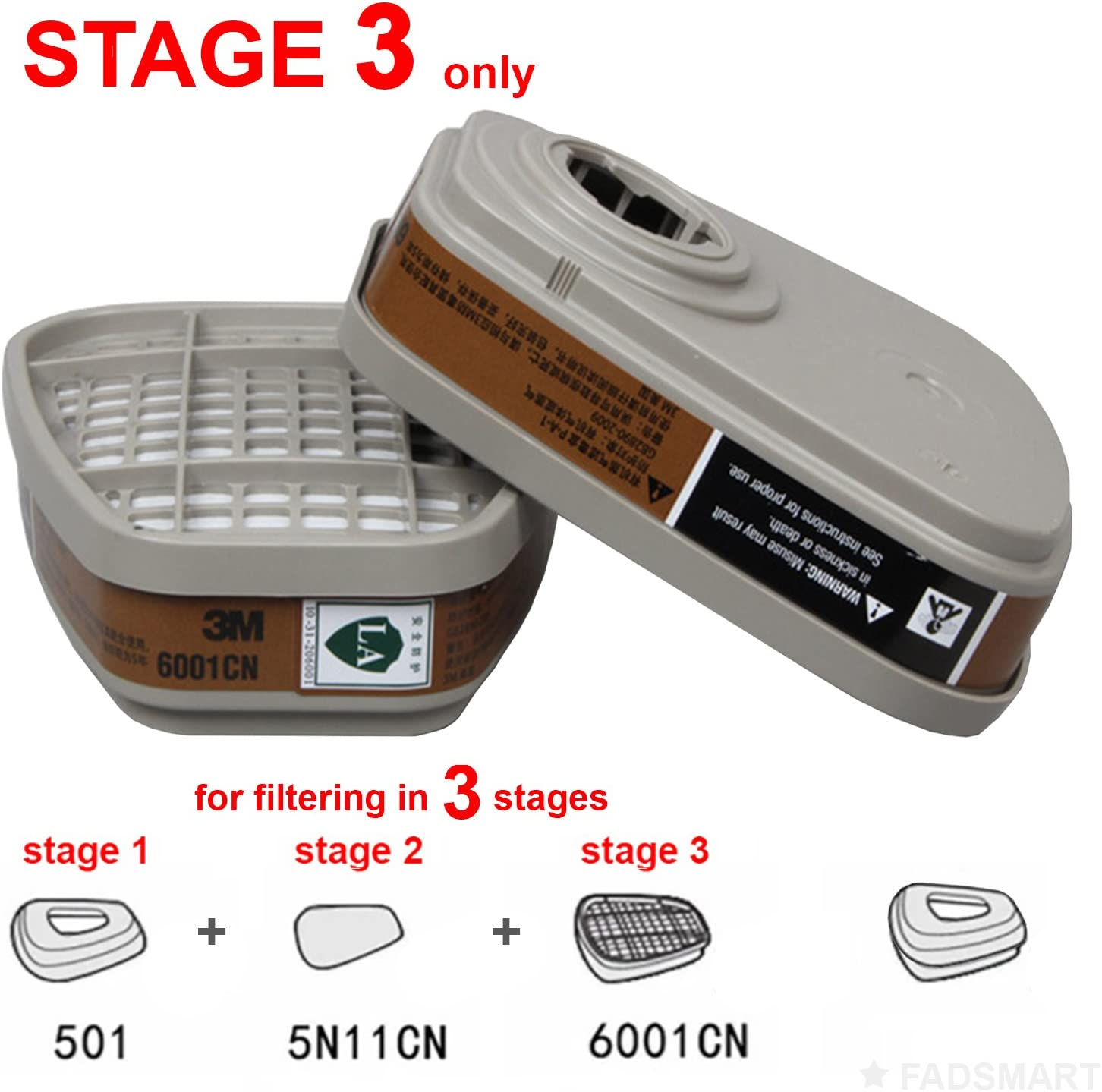 3m mask respirator parts