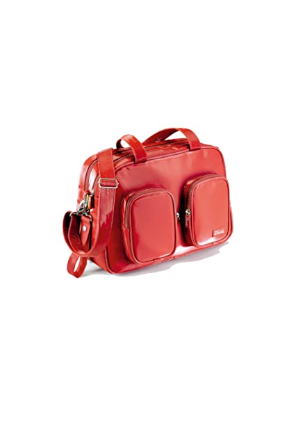 Baby Clic Boston B0100320 - Bolso Boston Rojo: Amazon.es: Bebé