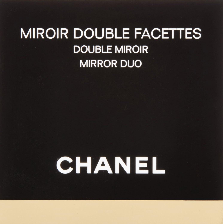 f53e8c6ca331 Amazon.com: CHANEL (Chanel) MIROIR DOUBLE FACETTES Miroir Duburu double  compact mirror: Beauty
