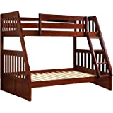 Cambridge Stanford Bunk Children's Bed Frames, Twin over Full