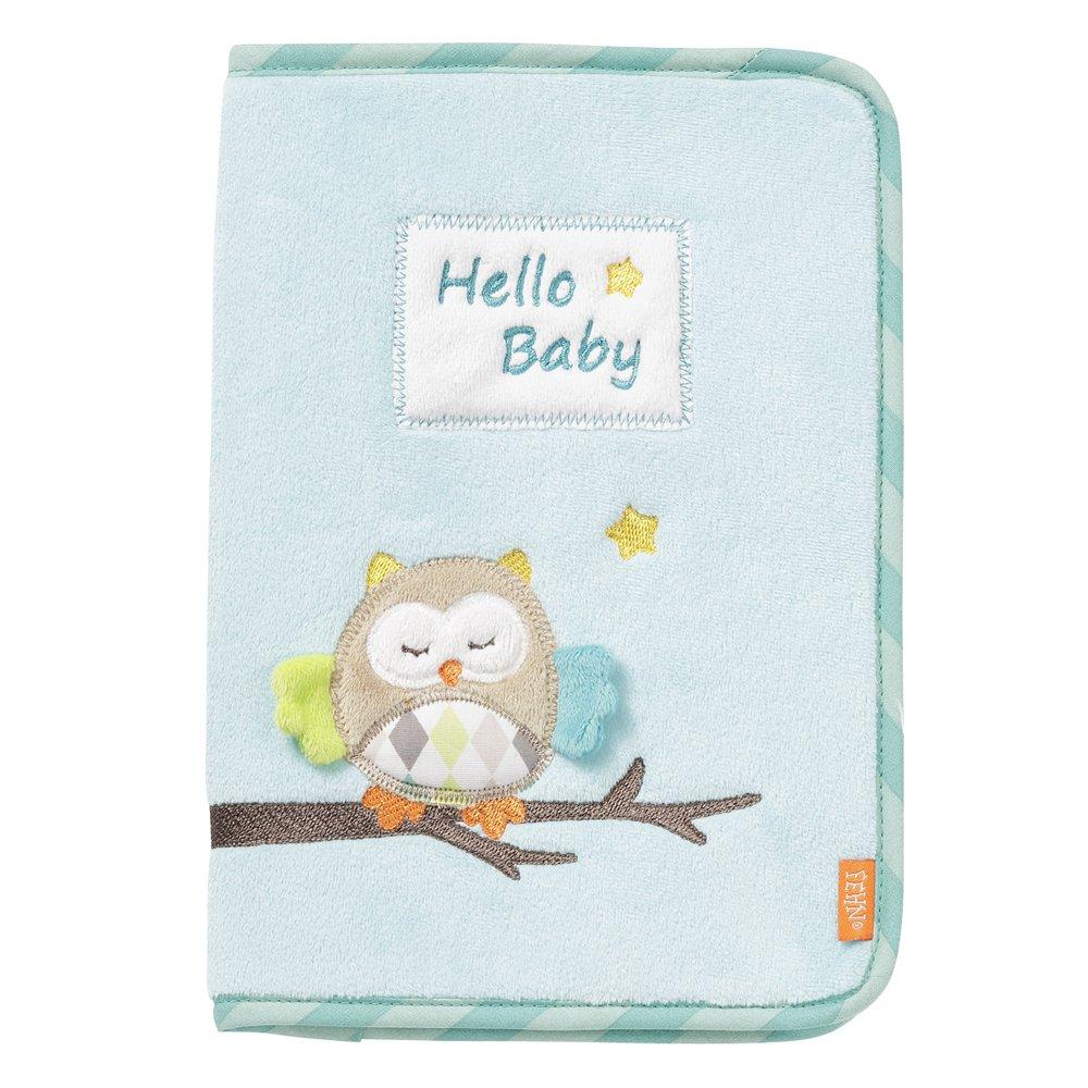 fehn 071658U de cuaderno de móvil búho, Sleeping Forest, multicolor Fehn GmbH & Co. KG