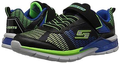 9fc505370c51 Skechers 90553N Kids  S Light  Erupters II - Lava Waves Sneaker