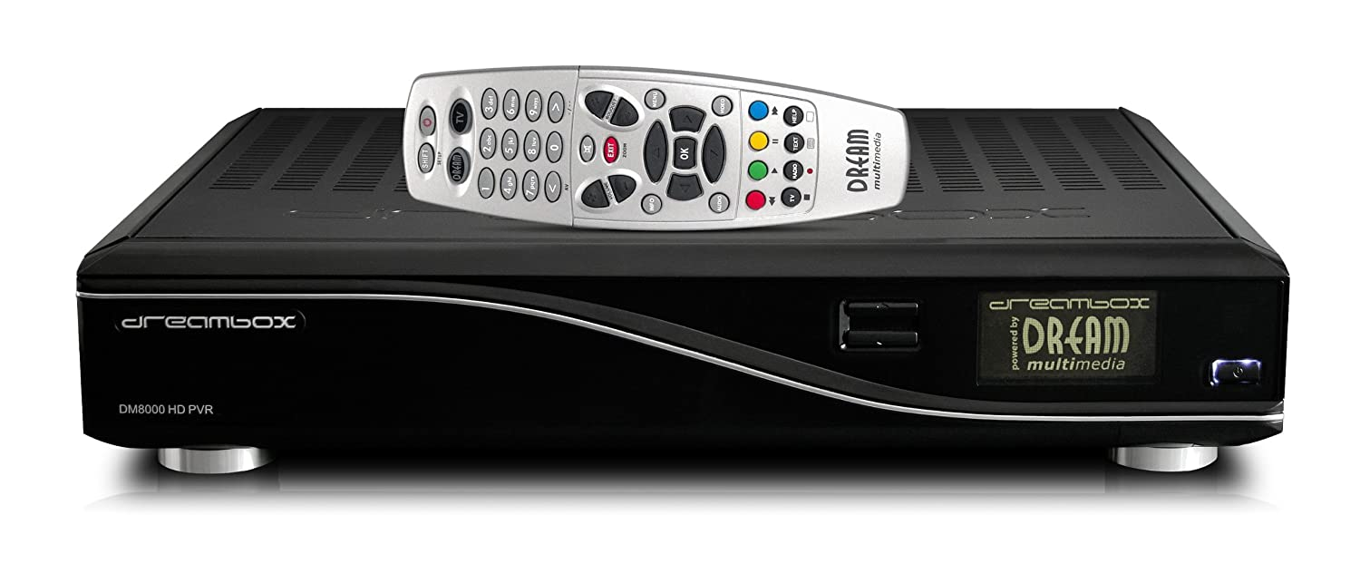Dream Property DreamBox DM8000 HD PVR Media Player Driver
